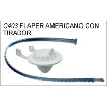 Repuesto Flaper Con Tirador Para Mochila De Apoyo Universal