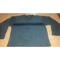Sweater Narrow Hombre - Talle M - Color Gris