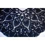 Capa Tejida Al Crochet Totalmente Artesanal