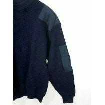 Sweater Pullover Azul Seguridad Vigilancia Policia Tricota