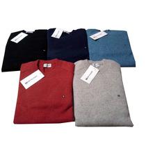 Sweaters De Lana Hombre Cuello Redondo Envío Gratis Caba!!