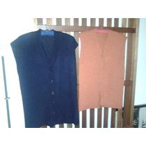 Sweaters, Chalecos, Cardigans -lote 10 Prendas.