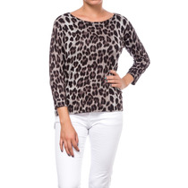 Sweater Mujer Kevingston Print