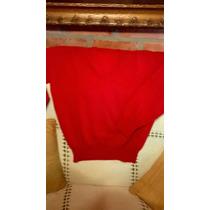 Sweater Bremer Nuevo Rojo Talle M