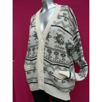 Cardigan Saquito Mauro Sergio Sweater Pullover Promo Fortu13