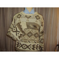 Sweater 100% Tejido Hilo De Seda Mangas Largas Banana Republ