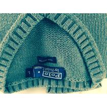 Sweater Polo Ralph Lauren L De Hombre 100% Cotton Usa.