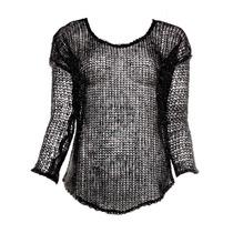 Sarkany Josep - Sweater Mujer Punta Abierta