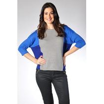 Sweater Alta Vista Mirta Armesto Mujer Amplio Envio Gratis05