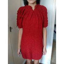 Sweter Vestido Para Usar Con Calzas Talle Grande