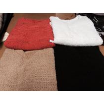 Sweaters Tejido De Mujer Juvenil En Mohair