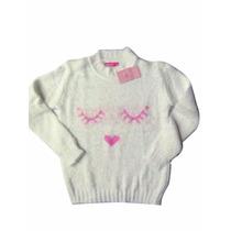 Pullover Sweater Nena Lana Núcleo. Regalosdemamá