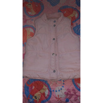 Chaleco Cheeky Talle 8 Nena. Color Rosa.