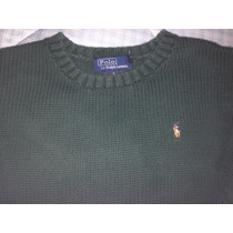 Sweter Polo Original Talle 7 Impecable