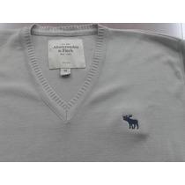 Sweater Abercrombie Beige ¡liquido!