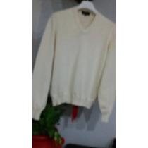Sweaters Escote En V Daniel Hechter Talle M