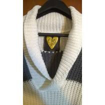 Sweater Tejido Nuevo Hombre Opera Prima