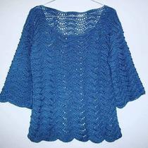 Tejidos Artesanales A Crochet: Sweater Escote Bote!