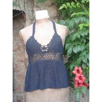 Vendo Remeras Tejidas A Crochet Hilo De Algodon