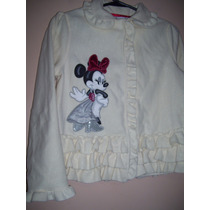 Saco Niña Talle 10años Marca Disney Original!!