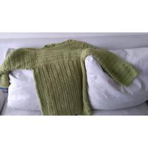Sweater Artesanal En Crochet. Divinos!!!