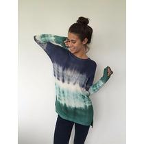 Sweater Mujer Batik De Hilo Buzo Abrigo Invierno Indira