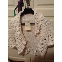 Cardon Chaleco Crochet