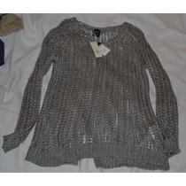 Sweater Hilo Calado Hering