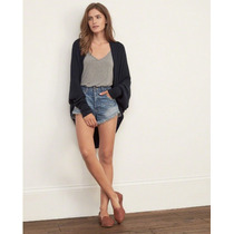 Cardigan Abercrombie & Fitch Mujer