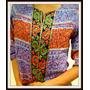 Chaqueta, Kimono Estampada Vs Modelos