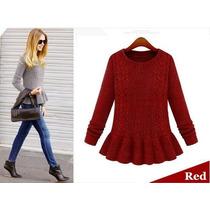Sweaters Mujer Vintage 2016 Nuevo Fiesta Vestido Importado