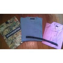 Sweater, Chomba, Y Llavero - Kevingston