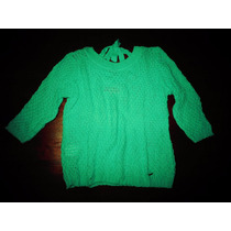 Sweater Tejido Calado - Kevingston Mujer - Impecable Oferta!