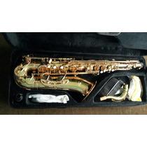 Saxofon Tenor Master Nuevo Con Garantia