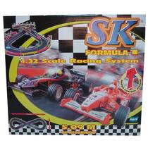 Pista Electrica Slot Sk F1 Tipo Scalectrix 1/32 Open-toys22