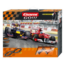 Pista De Carreras Formula 1 Speed Up Carrera Go!! Original
