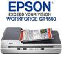Escaner Epson Workforce Gt1500 Alimentador 40 Hojas Scanner