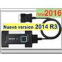 Escaner Automotriz Multimarca Autocom Delphi 2016 +3dvd