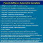 Pack De Software Automotriz Completo