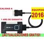 Scanner Automotriz Multimarca Autocom Nuevo Software 2014.r3