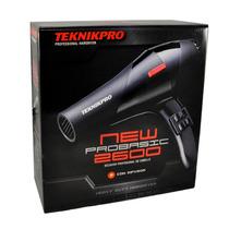Secador De Pelo Profesional Teknikpro New Probasic 2600