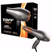 Secador Taiff Vulcan 2400 Watts Envio Gratis