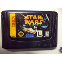 Sega 32x - Star Wars
