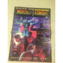 Calendario Mortal Kombat 4 Game On De 1999 Incluye Poster!!!