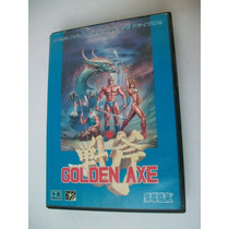 Golden Axe Original Japonés P/ Sega Megadrive Genesis.