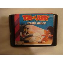 Sega Tom And Jerry Frantic Antics Cartucho En Caballito