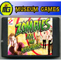 Zombies Ate My Neighbors Cartucho Para Sega 16 Bits-local-ca