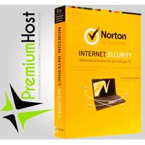 Norton Internet Security 2014 1año 3pc Original