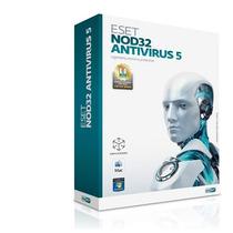 Eset Nod32 Antivirus Home 5 3pc X1año
