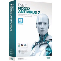 Eset Nod32® 9 Antivirus 2016 I 2 Pc | 1 Año
